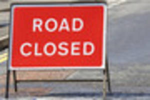 Road closed after accident at Scarcewater