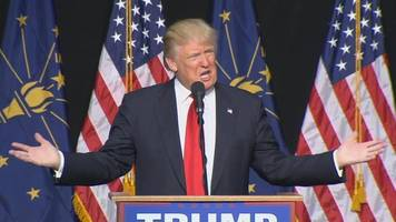 Donald Trump to rally with Bobby Knight Wednesday in Indianapolis