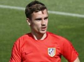antoine griezmann is at the same level as lionel messi and cristiano ronaldo, claims former atletico madrid forward david villa