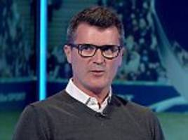 roy keane: if manchester city don't believe they can make it into the champions league final... they shouldn't even bother playing real madrid in the second leg next week