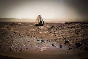 Here's how SpaceX plans to land on Mars in 2018