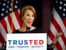 republicans should stop trying to make carly fiorina happen