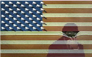 censored, surveilled, watch-listed, & jailed: the absurd citizenry of the american police state