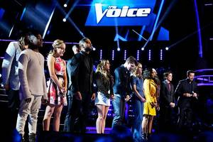 Here's the Top 10 of 'The Voice' Season 10
