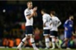 What time does Chelsea v Tottenham Hotspur kick off and what TV...