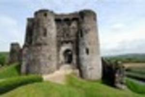 anger as magazine brands kidwelly castle a ruin