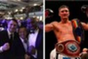 tommy langford: i had a wicked night at the pfa awards