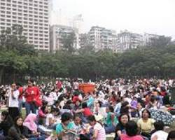 Hong Kong's Filipino domestic workers vote to clean up back home