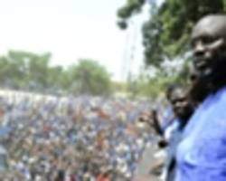 Weah to run again for president of Liberia