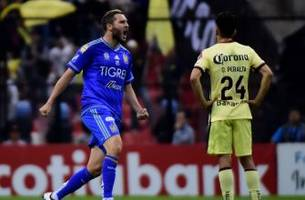 gignac pulls tigres back into it vs. america | 2015-16 concacaf champions league highlights