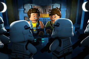'Lego Star Wars' Animated Series Set for June Debut on Disney XD