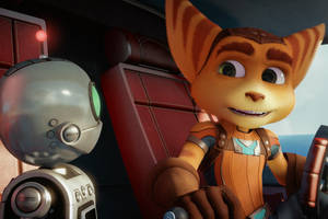 'ratchet & clank' review: video game becomes a forgettable kiddie space adventure