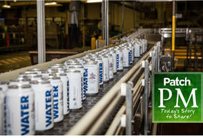 brewery sending water to flood victims | patch pm