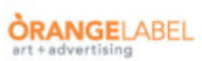 orange label shines with digital advertising award wins