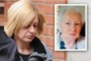 'i'm truly sorry' says carer caught mocking dementia sufferer...