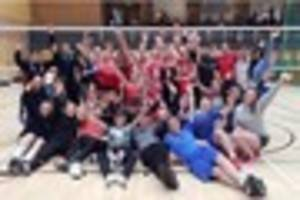 petroc students help south west win aoc national championships