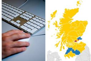 which political party is the most googled in your constituency? find out with our exclusive map
