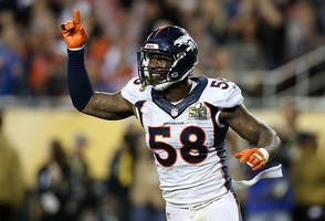 denver broncos lb von miller expects new deal 'any day'