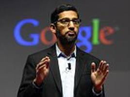 Google's Sundar Pichai predicts end for computers and be replaced by AI