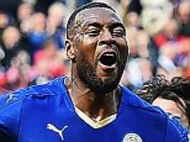 from mansfield to messi! glamour friendlies, a gold badge on the kit and euro millions... it's all change for leicester city