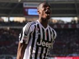 juventus midfielder paul pogba says: 'i want to be like frank lampard, but better'