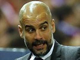 pep guardiola eyes summer targets at manchester city as bayern munich boss insists he is focused on current job: 'i'm like a woman... i can handle two things at once'