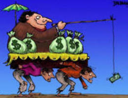 junk economics: michael hudson rages wall street has taken over the economy.. & is draining it
