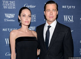 brad pitt 'rushed' to angelina jolie's side due to her 'health crisis'?