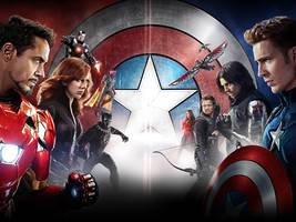 is 'civil war' the captain of the marvel cinematic universe: video review