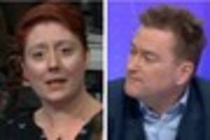 Who is Question Time's mystery redhead who ridiculed Africa...