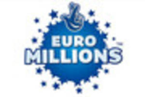 EUROMILLIONS RESULTS: Tonight's winning numbers  for Friday April...