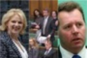 what have nottinghamshire mps been up to in westminster this...