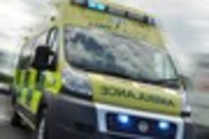 could ambulance staff go on strike in stoke-on-trent and north...