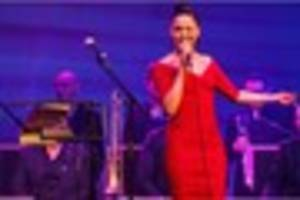 imelda may swings by cheltenham jazz festival