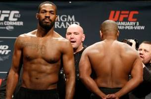Las Vegas unveils the odds for Jones-Cormier and more UFC 200 fights