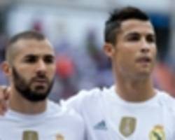 zidane hopeful on ronaldo and benzema with medical staff under fire
