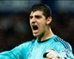 rumours: conte allows chelsea to sell courtois