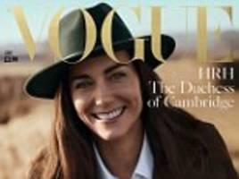 Kate Middleton is a Vogue cover star but LIZ JONES says it's all a bit Boden