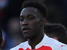 arsenal 1-0 norwich: danny welbeck eases the pressure on arsene wenger and strengthens gunners' hold on a champions league spot as relegation fears mount for canaries at emirates stadium