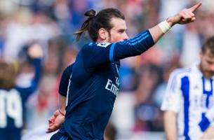 Bale gives Real Madrid late win at Sociedad in La Liga