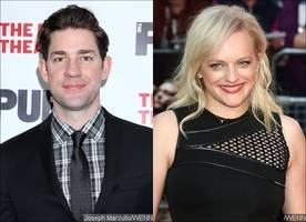 john krasinski is amazon's jack ryan, elisabeth moss will star on hulu's 'handmaid's tale'