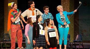 'the 25th annual putnam county spelling bee' at the taft school - my review