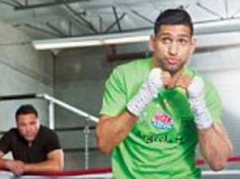 Amir Khan thinking outside the box as two-time world champion set be mixed martial arts promoter