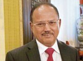 'Satisfied with the interest of Pakistan JIT': Security Adviser Doval asks former Pakistani High Commissioners to be tough on terror