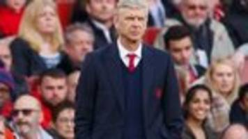 Wenger 'wants to make fans happy'