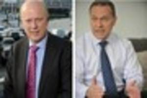 mystery of chris grayling 'unfit' pcc candidate claim as keith...