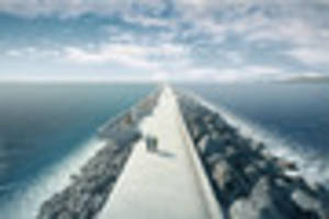 swansea's tidal lagoon plan wins wave of political support