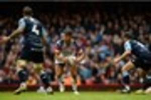 Rhys Webb pledges Ospreys will give final game everything after...