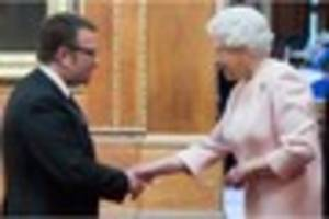 queen honours scunthorpe-born aide who has served monarch for 24...