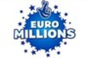 EuroMillions results: Winning EuroMillions numbers Friday, April...